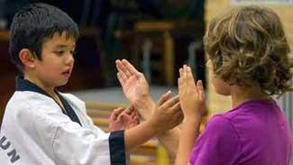 Wing Chun voor Kinderen - Zelfverdediging en Zelfvertrouwen.